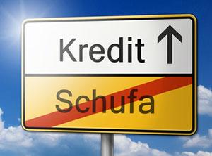 Kredit Schild